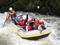 Tubing Experience in Llandysul for Half Day