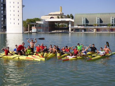 Club Kayak Torneo