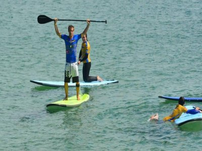 Troggs Surf School Paddle Boarding