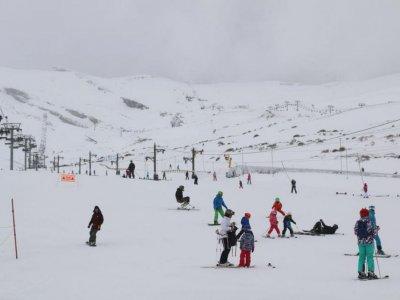 Alto Campoo Estaciones de Esquí