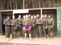 Paintball is a great activity for Stag parties!