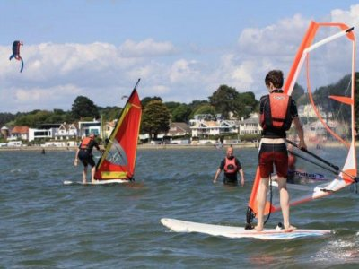 Poole Harbour Watersports Windsurfing