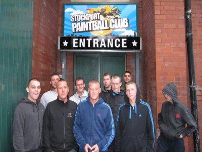 STOCKPORT PAINTBALL CLUB