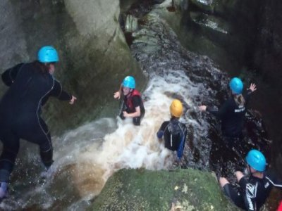 Alfresco Adventures Caving