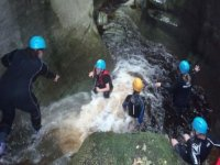 Go Canyoning with Alfresco Adventures as well.