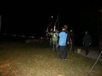 Experience different types of Archery.