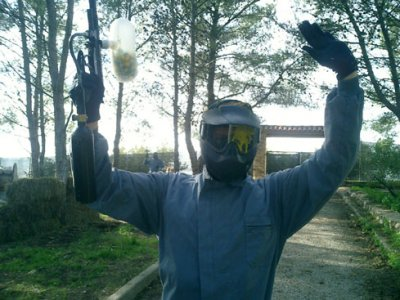 Tarraco Paintball Despedidas de Soltero