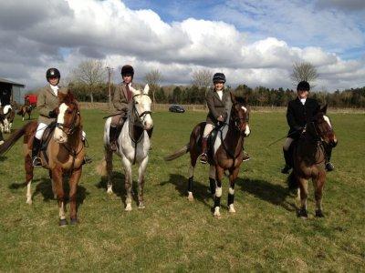 Barton End Equestrian Centre