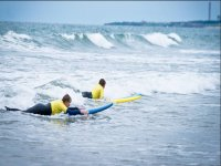 Surfing in Amble