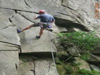 There are a variety of abseils available locally
