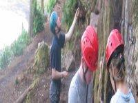A group climb