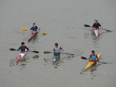Ultimate Training and Development Kayaking