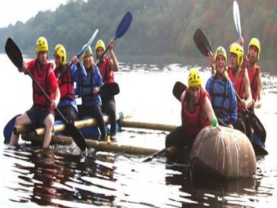 Ultimate Training and Development Rafting