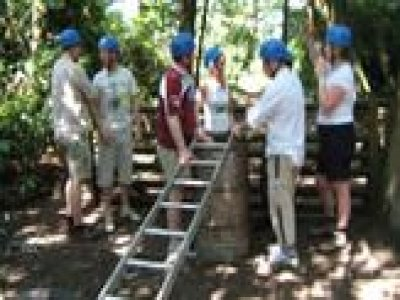Ultimate Training and Development Abseiling