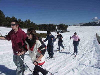 Areva Valsaín Esquí de Fondo