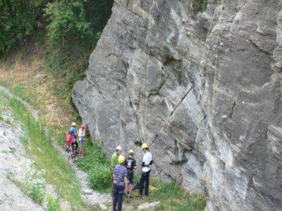 The Hengistbury Head Outdoor Centre Climbing