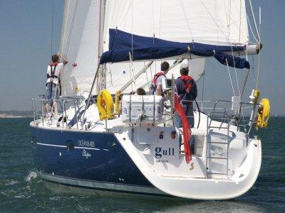 Olympic Sailing Weekend Skippered Cruise Weymouth