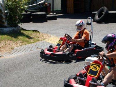 Despedida Gijon Karting