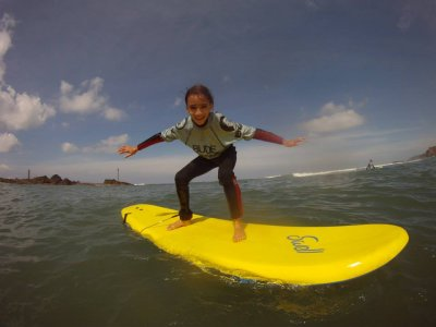The Bude Surfing Experience