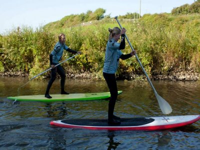The Bude Surfing Experience Paddle Boarding