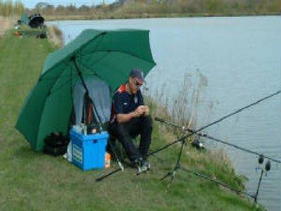 Manley Mere Fishing