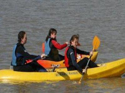 Manley Mere Kayaking