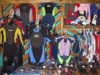 Our shop has all the equipment you need for a day on the water