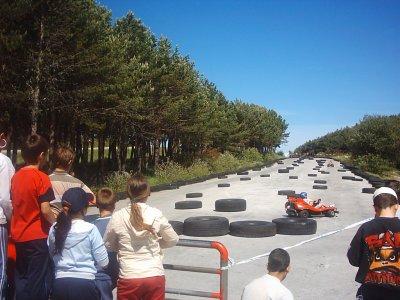 Manzaneda Karting