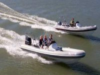 Powerboating is an exhilarating sport