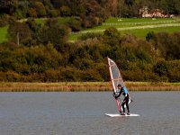 Windsurfing Manley Mere