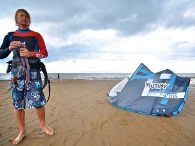 Kite-Kit Kitesurfing
