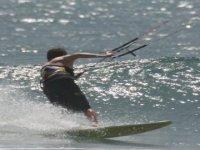 Sunny surfing