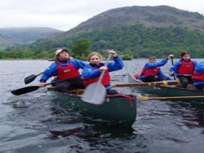 Summitreks Canoeing