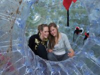 Have a great time Zorbing.