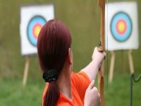 Archery is also a fun activity to do.