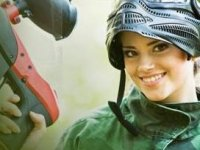 Paintball is also fun to do.