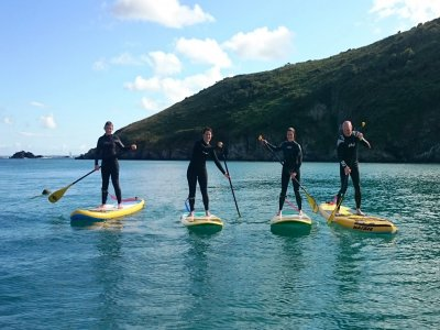 Big Blue Experience Paddle Boarding
