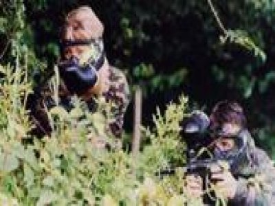 Chepstow Activity Centre Paintball