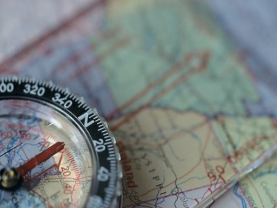 Beyond the Horizon Orienteering