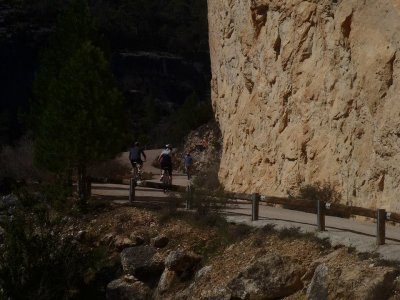 ATB Route in the Upper Tajo