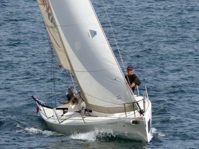 Sailing boat for 2hours, Badalona