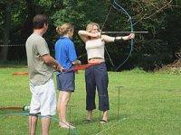 Archery Professional instruction