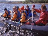 Canoeing Teambuilding
