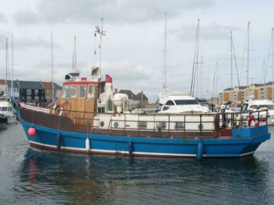 Eastbourne Charter Boat Trips