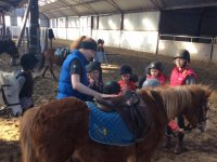 The Pony Club at Crindle Stables