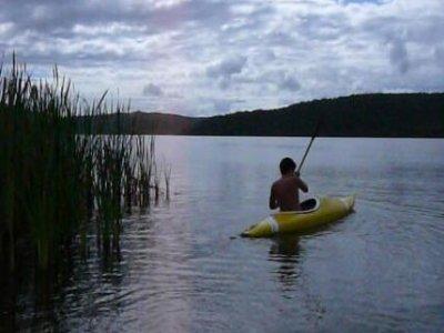Marwell Activity Centre Kayaking