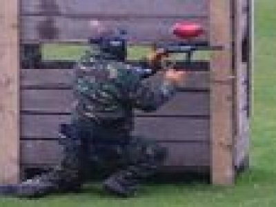 Marwell Activity Centre Paintball