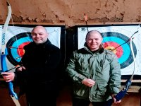 Archery lessons in North Ayrshire