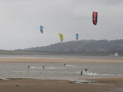 Gower Kite Riders Kitesurfing