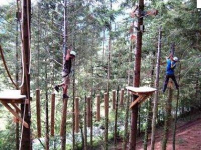 Adventure Devon High Ropes